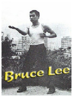 Bruce Lee practicing Sil Lim Tao